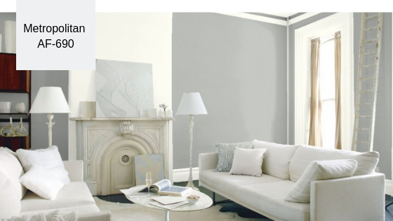 Benjamin Moore's Color of the Year 2019